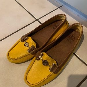 New Tory Burch moccasins